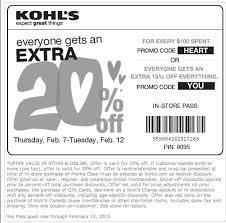 kohls 20 off printable coupons hair coloring coupons
