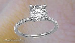 unique engagement rings for women 2 carat solitaire diamond engagement rings are uniquewedding and
