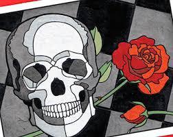 goth card etsy