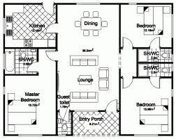 3 bedroom apartment floor plans house plan 3 bedroom bungalow house designs 3 bedroom bungalow