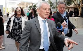 Senators Wife Malcolm Roberts Cites U0027sick Wife U0027 In Dual Citizenship Defence