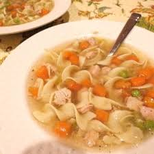 saturday after thanksgiving turkey noodle soup my yellow farmhouse