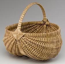 egg baskets handcrafted egg basket 8 inch
