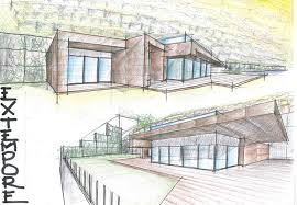 freehand drawing your dream house in italy pinterest