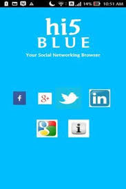 hi5 apk hi5 blue apk free social app for android apkpure