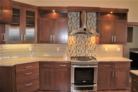glass door kitchen cabinet with drawers affordable custom cabinets showroom