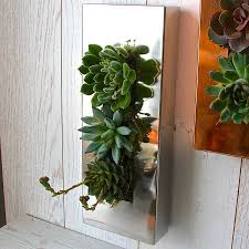 Indoor Wall Planters by Picture Frame Garden Wall Planter By London Garden Trading