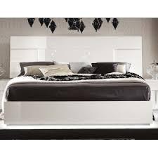 alf italia beds canova pjcv0150bi platform bed queen from