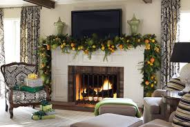 Christmas Decoration For A Fireplace by 20 Best Christmas Decorating Ideas Tips For Stylish Holiday