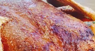 cuisiner canard entier canard entier à l orange canard goulu