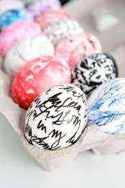 Easter Egg Decorating Pens by Alisaburke Everyday Decorating Easter Eggs