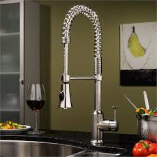designer kitchen faucets semi professional kitchen faucet pekoe faucet collection from
