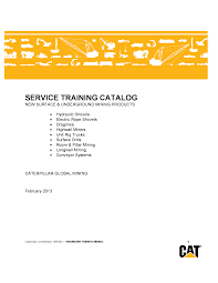 service trainning documents