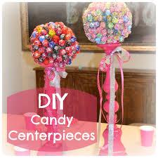 Diy Centerpieces Diy Cute Candy Centerpieces Lauren Nicole Design