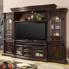 Bella Home Interiors by Parker House Bella Collection Entertainment Center With 6 Doors