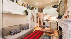 tour a totally livable 242 square foot west village apartment