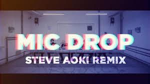 download mp3 bts mic drop remix ver audio mic drop steve aoki remix free download youtube