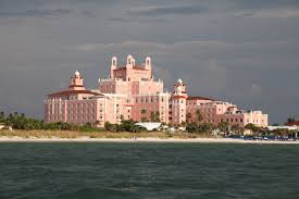 florida u0027s pink lady the don cesar hotel