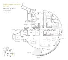 cliveden at grange site u0026 floor plan singapore luxurious property