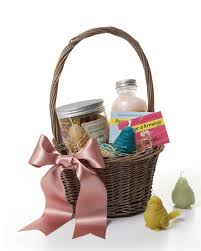 bathroom gift basket ideas 8 luxurious easter basket ideas for adults martha stewart