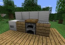 minecraft kitchen furniture the best of how to furniture in minecraft wonderhowto on