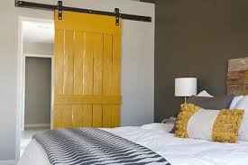 Recycled Interior Doors Diy Sliding Barn Door Made From Recycled Fencing Content In A