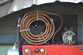 custom built air dryer for compressed air