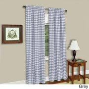 Green Checkered Curtains Buffalo Checkered Curtain Panel Available In Multiple Sizes And
