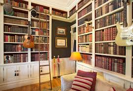 bespoke home library design groth u0026 sons interiors sydney