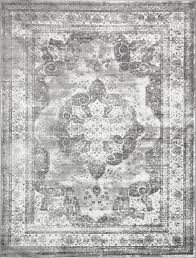 Brown And Gray Area Rug Gray 9 U0027 X 12 U0027 Monaco Rug Area Rugs Esalerugs
