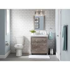 Glacier Bay Cabinet Doors by Best 25 Vanity Tops Ideas On Pinterest Granite Bathroom