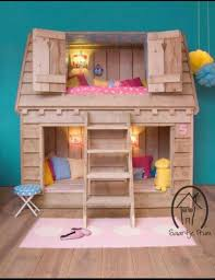 Best Bunk Beds Images On Pinterest  Beds Home And Children - Treehouse bunk beds