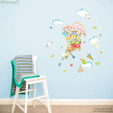 rainbow week day 2 stickerscape wall stickers review and rainbow week day 2 stickerscape wall stickers review and giveaway featuring emma vallis