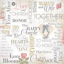 foster design wedding collection 12 x 12 paper husband