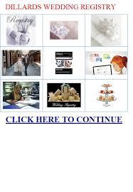 search for wedding registry dillards wedding registry search tbrb info