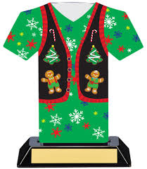 Ugly Christmas Sweater Party Poem - 7
