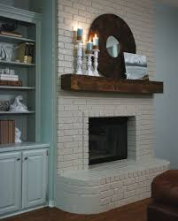 how to paint a brass fireplace screen wood mantle brick