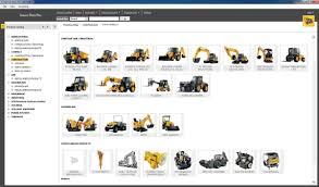 jcb service parts pro service manual servicemaster