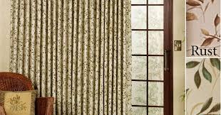 door lovable gratifying sliding glass door curtain sizes