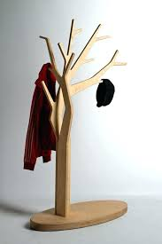 wooden coat rack stand cyberclara com