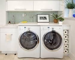 laundry room decor ideas modern and chic laundry room ideas