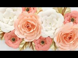 paper backdrops diy how to paper flower backdrop paper flower