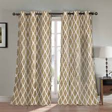 geometric 108 inch curtains u0026 drapes for window jcpenney