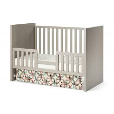Baby Crib Convertible To Toddler Bed by Loft 3 In 1 Convertible Crib Child Craft