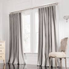 Ready Made Curtains For Large Bay Windows by Buy Wide Curtains From Bed Bath U0026 Beyond