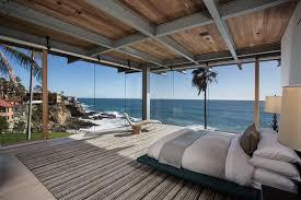 laguna beach oceanfront contemporary contemporary bedroom
