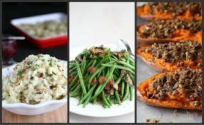 favorite thanksgiving recipes turkey to side dish dessert