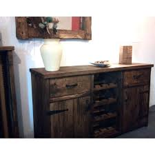 Oak Sideboard Sale Wine Rack Sideboards With Wine Racks Sideboard With Centre Wine