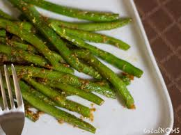 browned butter dijon green beans the best green beans