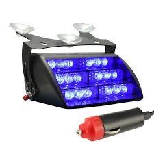 strobe light light bulb 18led flashing strobe ls bulbs red blue 18led car vehicle auto